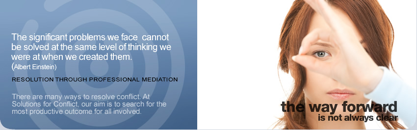 About Us - Professional Mediation and Resolution Services